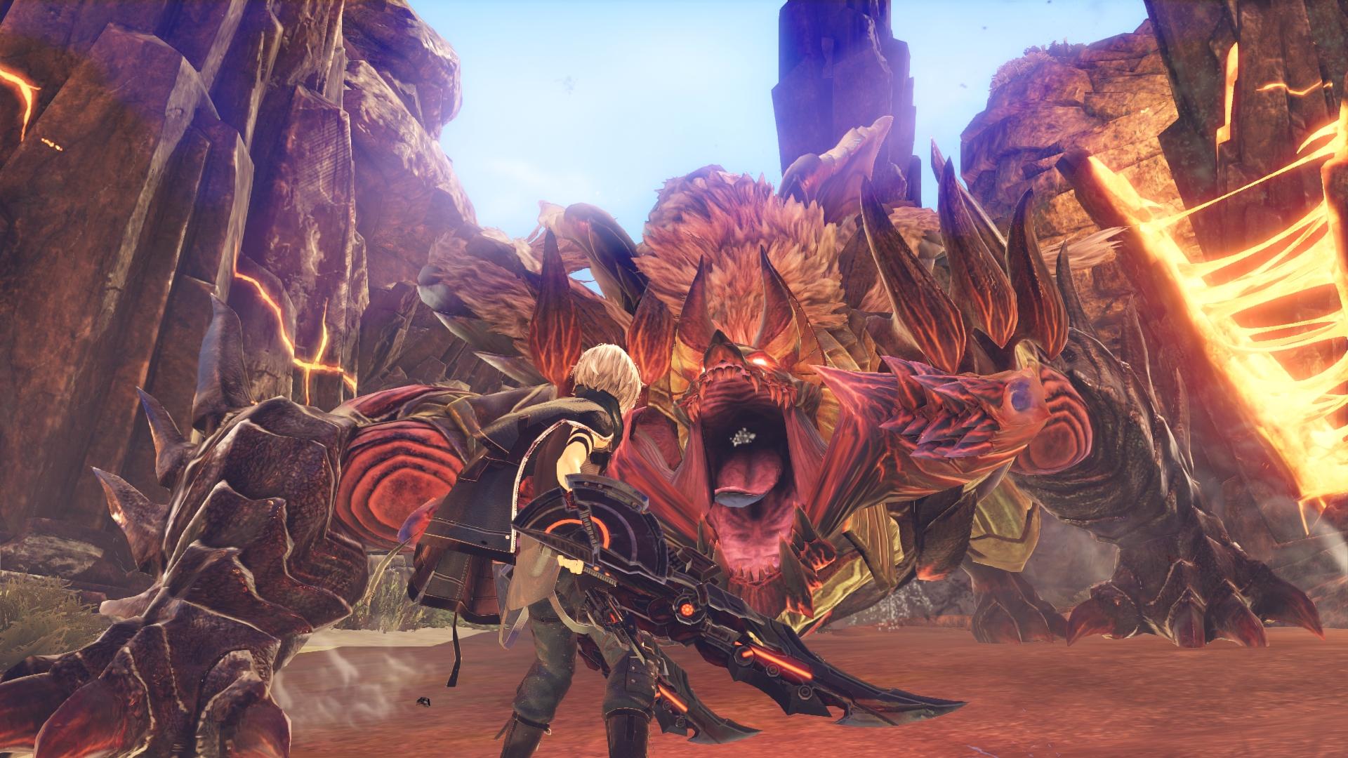 God Eater 3 ومجموعة جديدة من لقطات اللعب