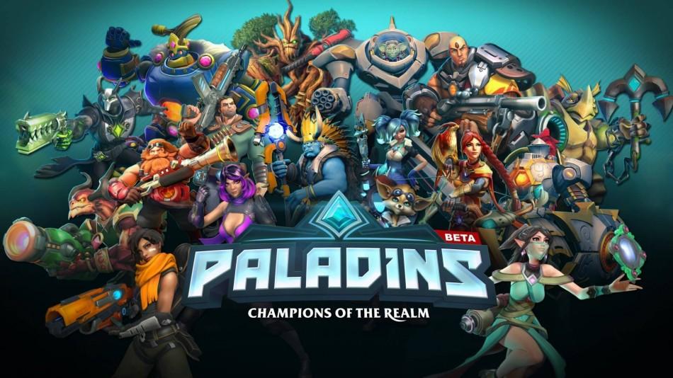 يبدو أن Paladins: Champions of the Realm قادمة لجهاز Nintendo Switch