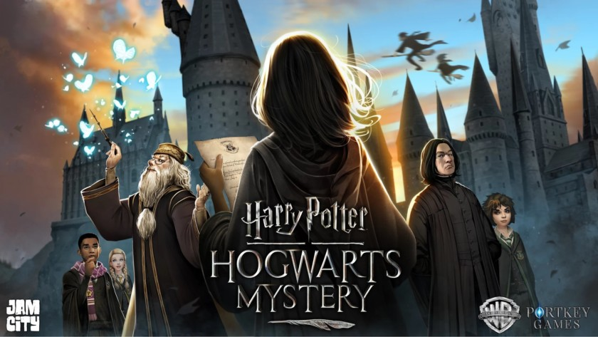 Harry Potter: Hogwarts Mystery تصدر هذا الشهر