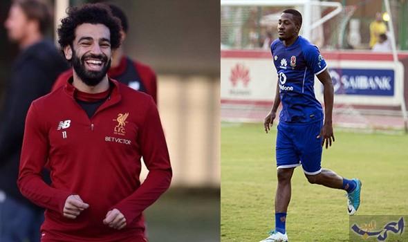 جونيور أجايي يشيد بأداء النجم محمد صلاح مع ليفربول