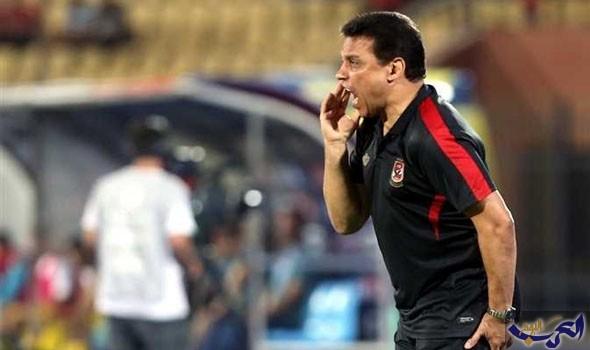 حسام البدري يُنهي على آمال عماد متعب في إنهاء مسيرته بالأهلي