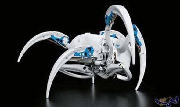 """شركة ألمانية تطور """"روبوت"""" جديد يحمل شكل وقدرات العنكبوت"""