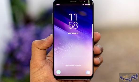 """""""سامسونج"""" تصدر تحديث Galaxy S8 و +Galaxy S8 في ألمانيا"""