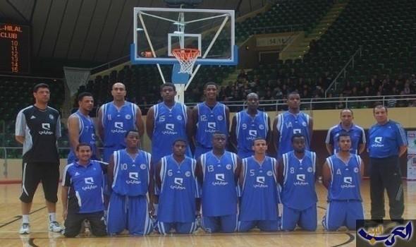 الهلال يتأهل إلى نصف نهائي دوري السلة