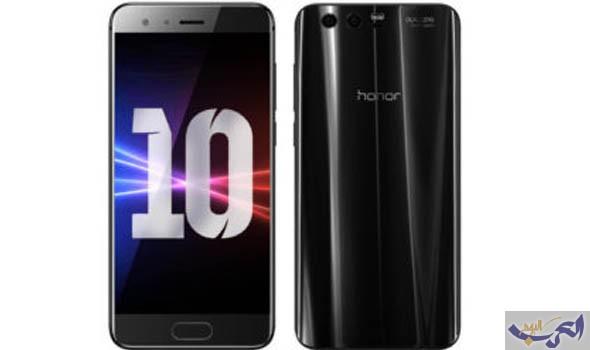 """إزاحة الستار رسميًّا عن الهاتف """"Honor 10"""" الخميس في الصين"""