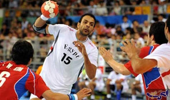 """""""فونيكس"""" يفوز على """"إنتر كلوب"""" في بطولة أفريقيا لكرة اليد رجال"""