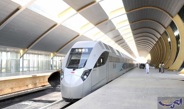 """إجراء أول اختبار تشغيلي لمشروع """"قطار الرياض"""" في السعودية"""