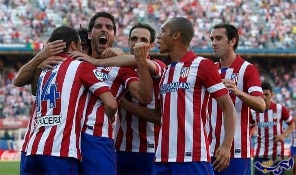 أتلتيكو مدريد يعود إلى التدريبات وكوستا يواصل رحلة التعافي