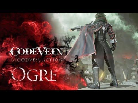 Code Vein وإستعراض سلاح الـOgre