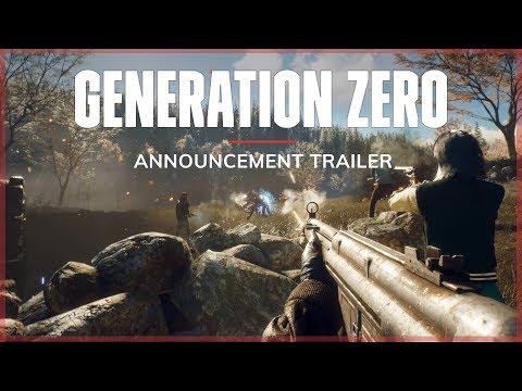 Avalanche Studios يعلن عن Generation Zero والإصدار العام القادم