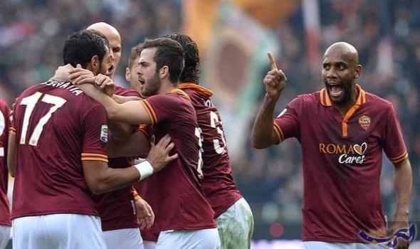 نادي روما الإيطالي يعزز صفوفه بنجم أتلانتا