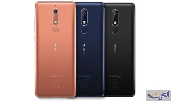 HMD Global Oy تعلن رسميًا عن  Nokia 5.1 و Nokia 3.1 و Nokia 2.1