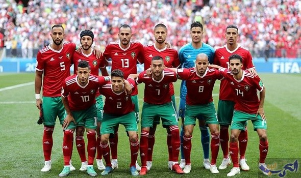 المنتخب المغربي يُنهي الشوط الأول منهزما بهدف لصفر