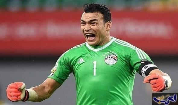 استبعاد عصام الحضري من بعثة المنتخب بعد انتهاء مباراة مصر وروسيا
