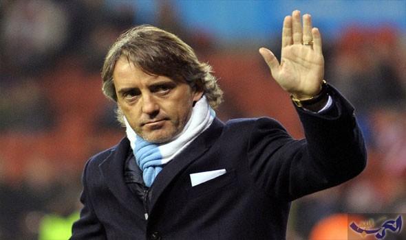 """مانشيني يعترف بالأسى الذي يشعر به لغياب """"إيطاليا"""" عن مونديال روسيا"""