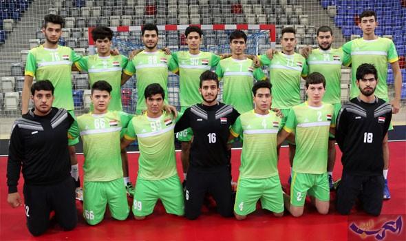 إعلان قائمة المنتخب العراقي لكرة اليد لدورة الألعاب الآسيوية