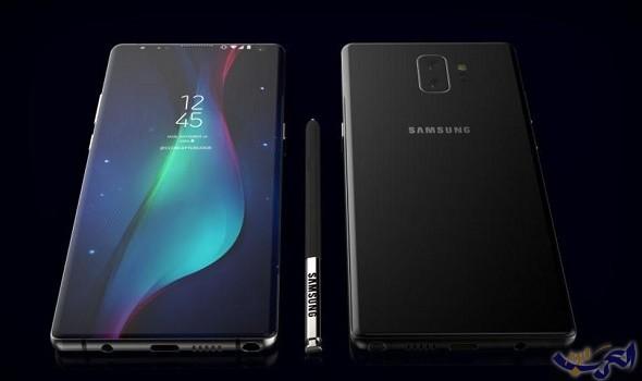 """تقرير يكشف موعد إطلاق هاتف """"Galaxy Note 9"""" اللوحي الجديد من """"سامسونغ"""""""