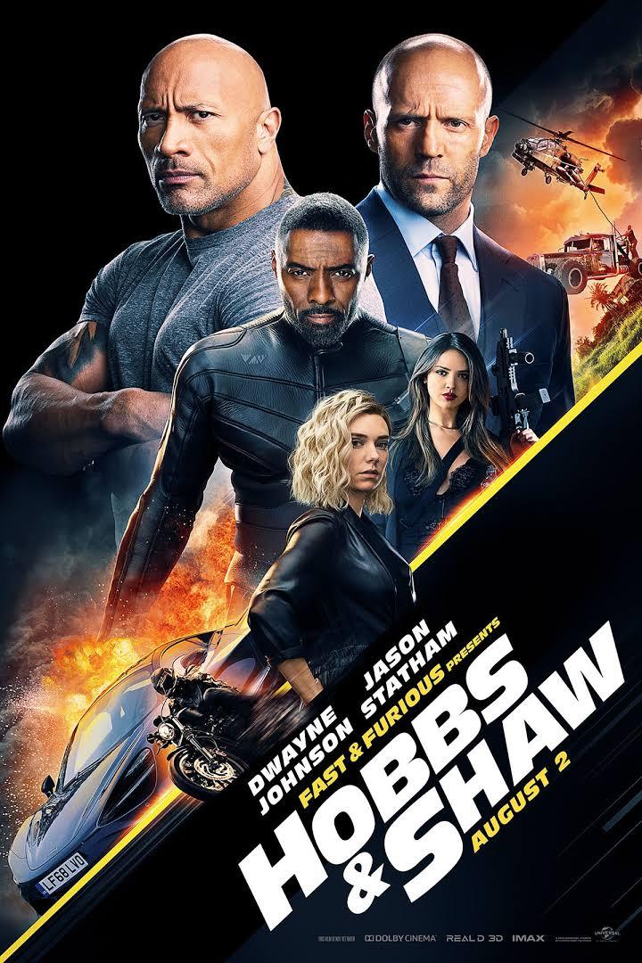 Fast & Furious: Hobbs & Shaw مترجم